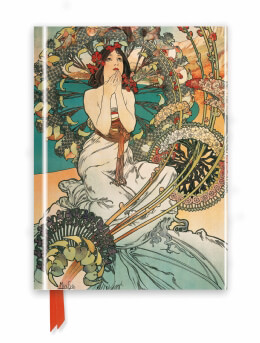Mucha: Monaco Monte Carlo (Foiled Journal)