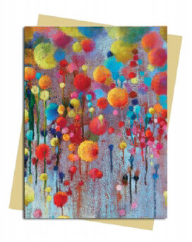 Nel Whatmore: Up, Up and Away Greeting Card