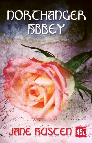 Cover image: Northanger Abbey