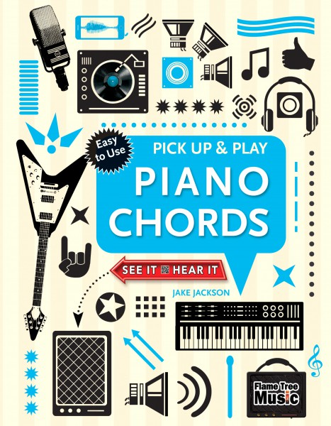 Cover image: Piano Chords (Pick Up & Play)