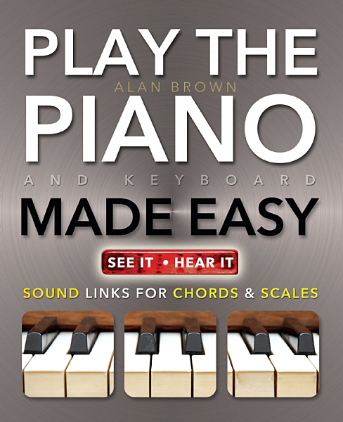 Chord Finder Play Piano And Keyboard Made Easy Flame Tree Publishing