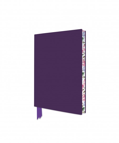 Cover image: Purple Artisan Pocket Journal (Flame Tree Journals)