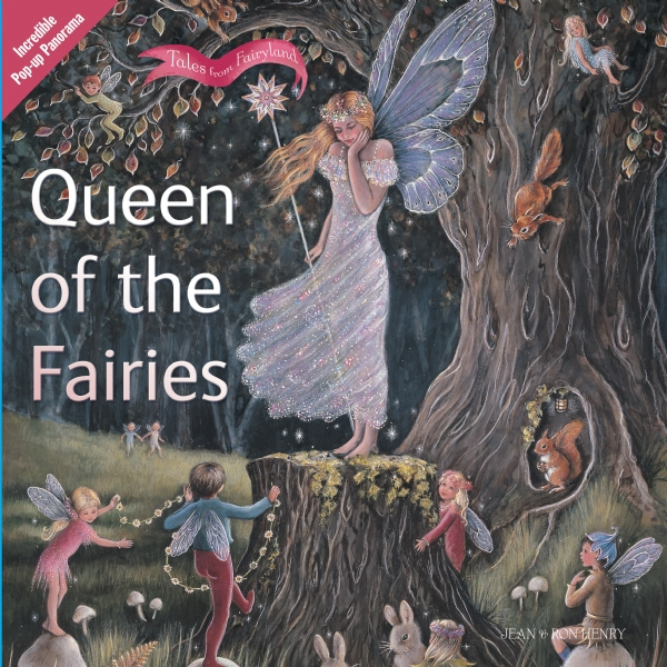 Cover image: Queen Of The Fairies