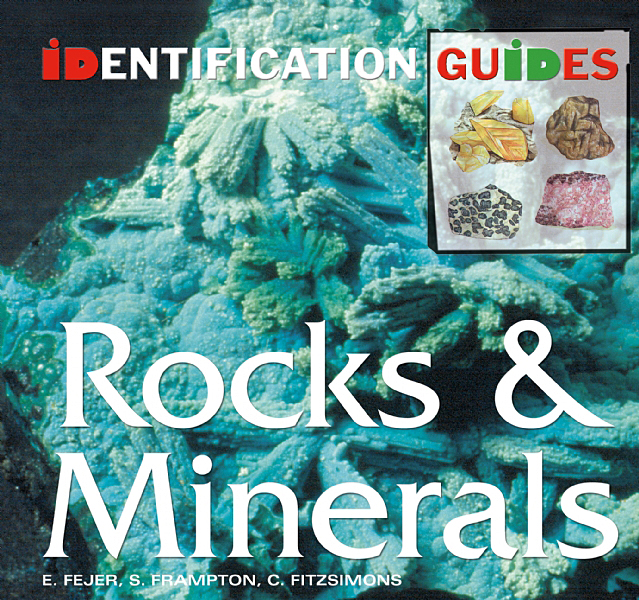 Cover image: Rocks & Minerals