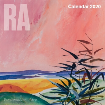 Royal Academy of Arts – Wall Calendar 2020 (Art Calendar)