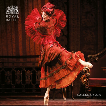 Royal Ballet Wall Calendar 2019 (Art Calendar)