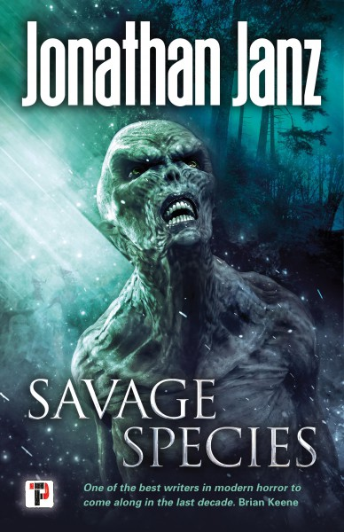 Cover image: Savage Species
