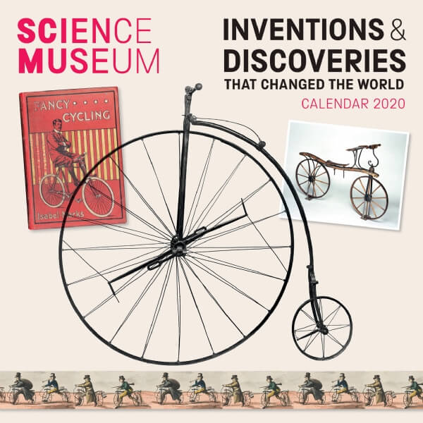 Cover image: Science Museum – Inventions & Discoveries that Changed the World Wall Calendar 2020 (Art Calendar)