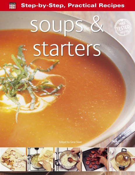 Cover image: Soups & Starters