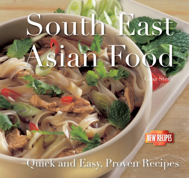 Cover image: South-East Asian Food