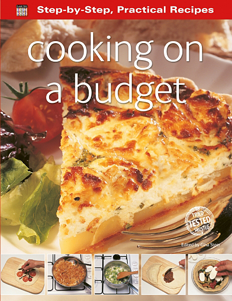 Cover image: Step-by-Step Practical Recipes: Cooking on a Budget
