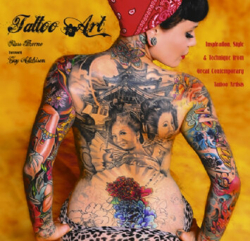 Tattoo Art (eBook)