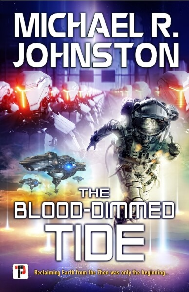 Cover image: The Blood-Dimmed Tide (The Remembrance War Book 2)