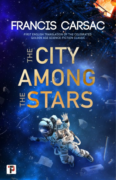 Cover image: The City Among the Stars