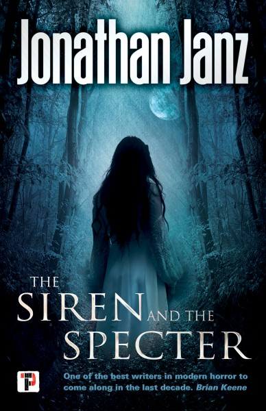 Cover image: The Siren and The Specter