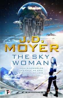 The Sky Woman (Reclaimed Earth Book 1)