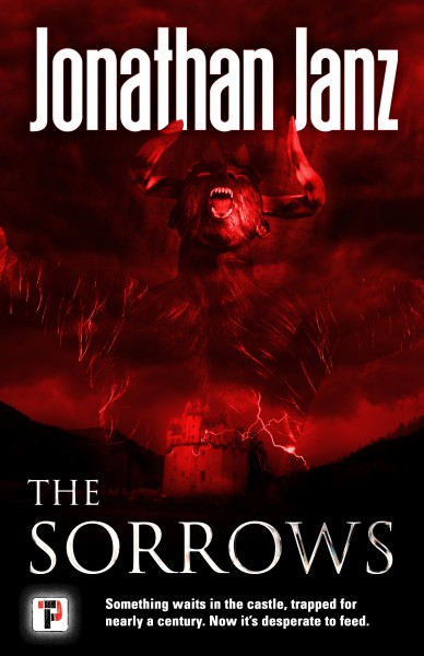 Cover image: The Sorrows