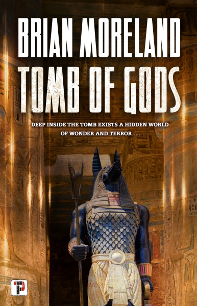 Cover image: Tomb of Gods