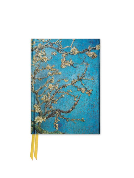 Cover image: Van Gogh: Almond Blossom (Foiled Pocket Journal)