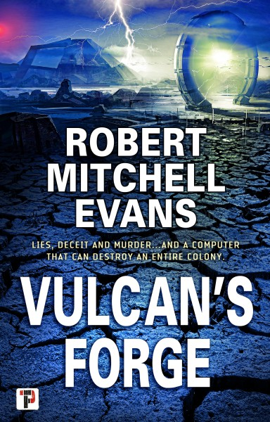 Cover image: Vulcan's Forge