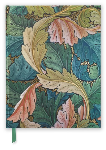 William Morris: Acanthus (Blank Sketch Book)