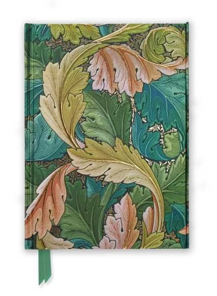 Cover image: William Morris: Acanthus (Foiled Journal)