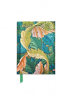 William Morris: Acanthus (Foiled Pocket Journal)