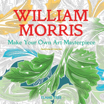William Morris (Art Colouring Book)