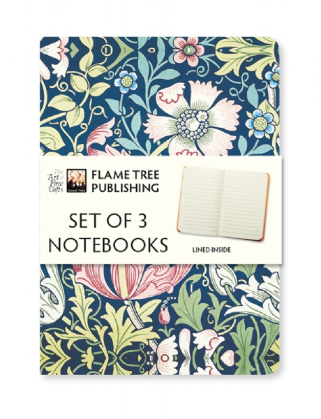 Cover image: William Morris Pocket Notebook Collection