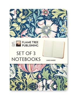 William Morris Pocket Notebook Collection