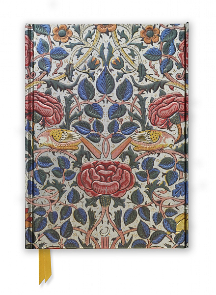 Cover image: William Morris: Rose (Foiled Journal)