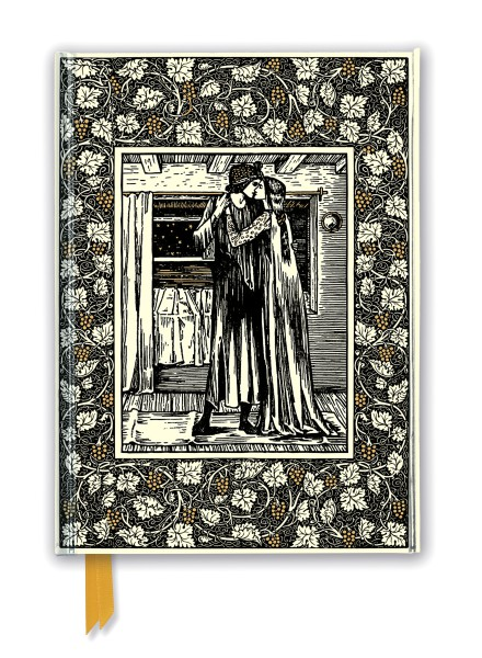 Cover image: William Morris: The Story of Troilus and Criseyde (Foiled Journal)