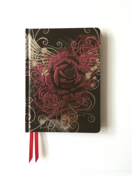 Cover image: Wings of a Rose (Contemporary Foiled Journal)