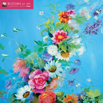 Blooms by Nel Whatmore Wall Calendar 2021 (Art Calendar)