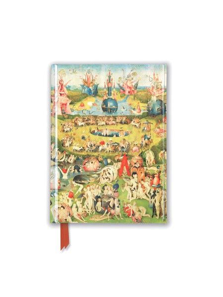 Bosch: The Garden of Earthly Delights (Foiled Pocket Journal)