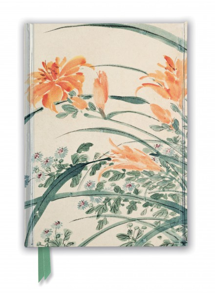 Chen Chun: Garden Flowers (Foiled Journal)