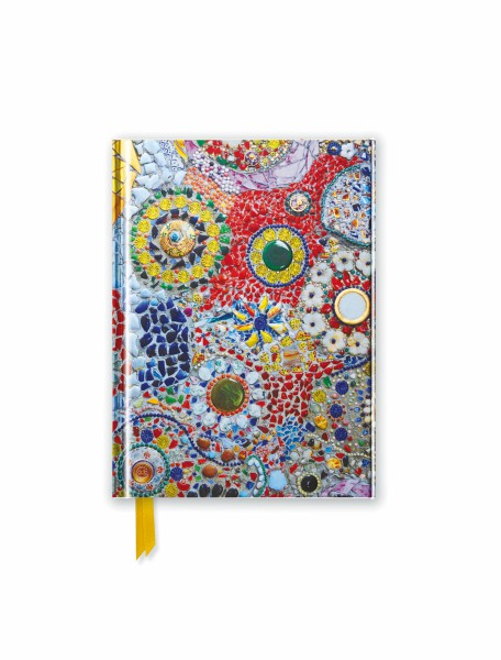 Gaudi (inspired by): Mosaic (Foiled Pocket Journal)