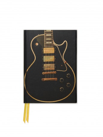 Gibson Les Paul Deluxe (Foiled Pocket Journal)