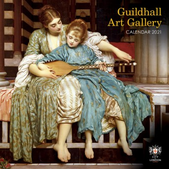 Guildhall Art Gallery Wall Calendar 2021 (Art Calendar)