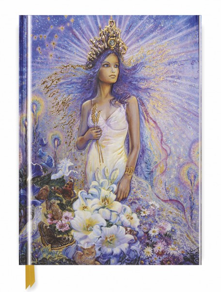 Josephine Wall: Virgo (Blank Sketch Book)