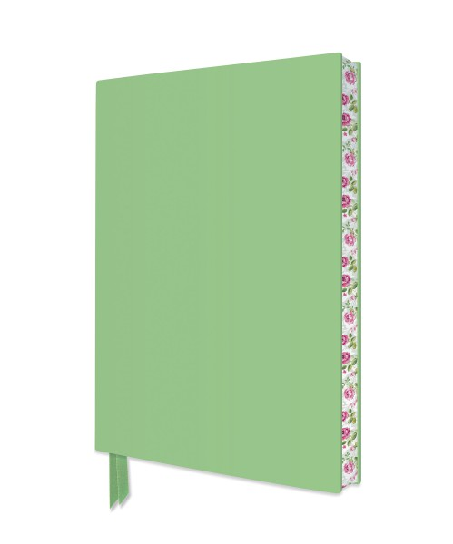 Pale Mint Green Artisan Notebook (Flame Tree Journals)