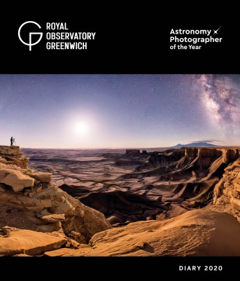 Royal Observatory Greenwich - Astronomy Photographer of the Year Desk Diary 2020