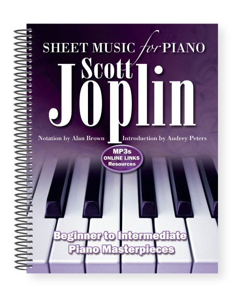 Scott Joplin: Sheet Music for Piano