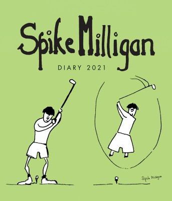 Spike Milligan Desk Diary 2021