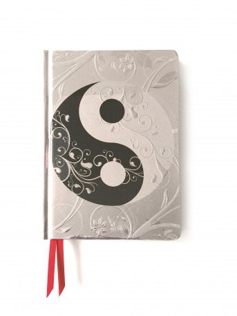 Yin and Yang (Contemporary Foiled Journal)